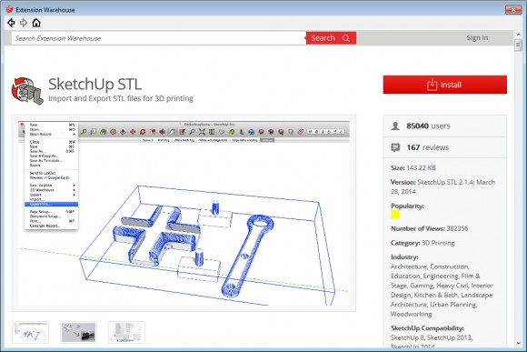 sketchup-stl-extension