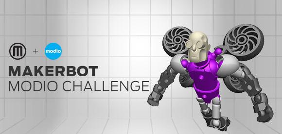 makerbot-modio-challenge