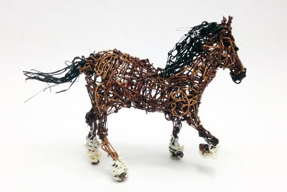 3doodler-printed-horse