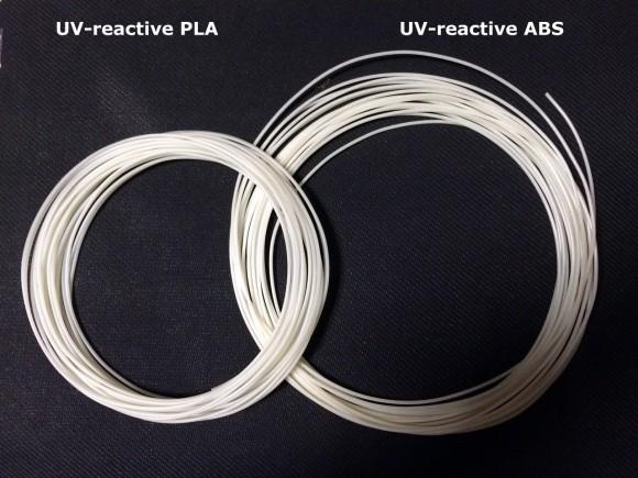 uv-reactive-filaments