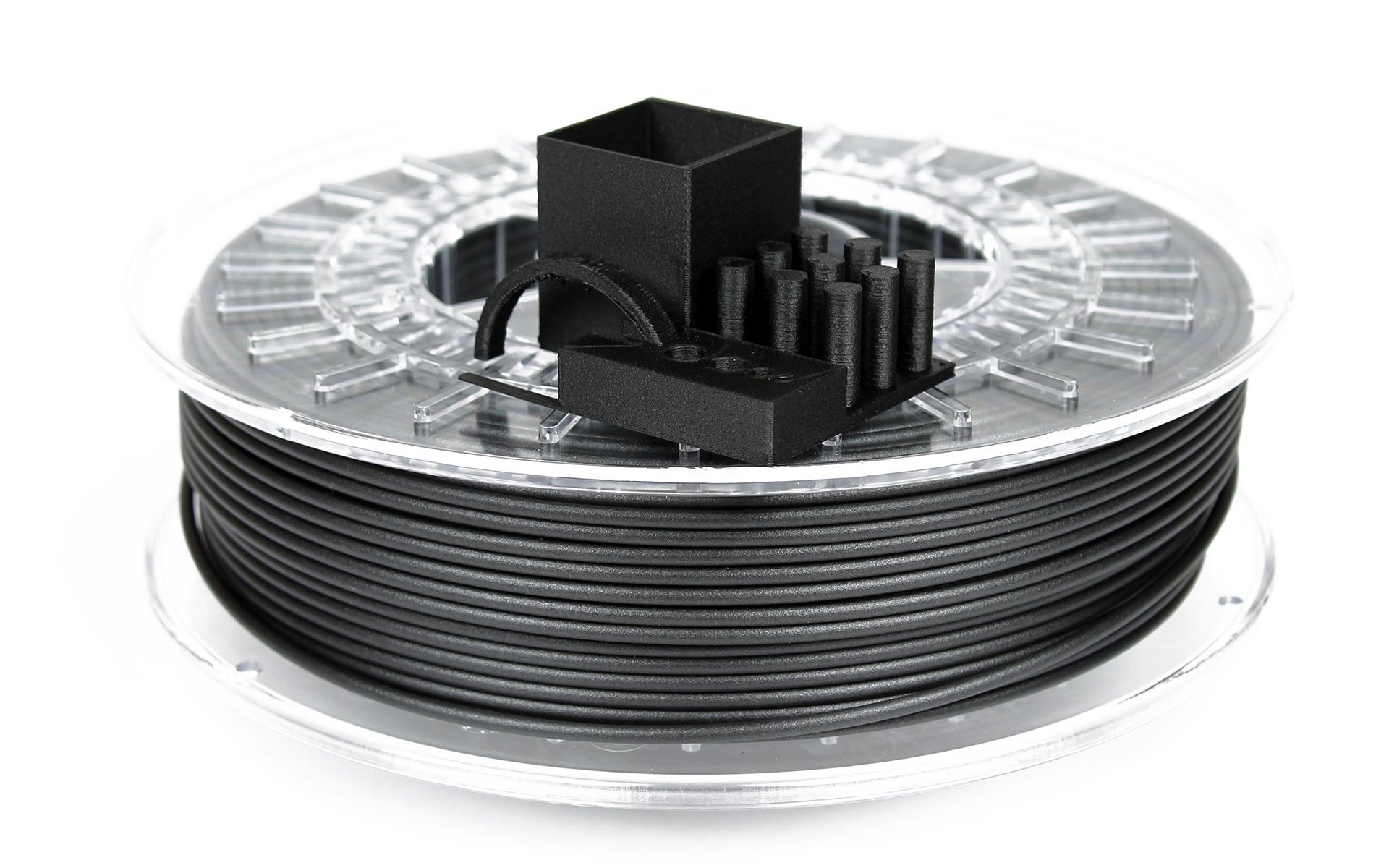 Filament carbon