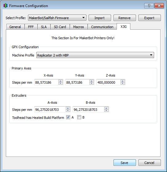 hbp-firmware-configuration