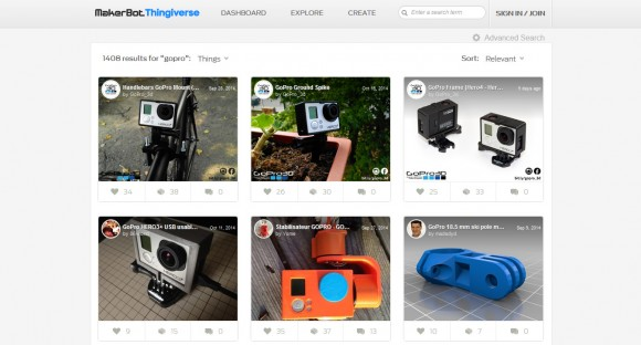 thingiverse-gopro-aceesories-and-mounts