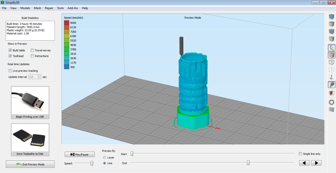 Simplify3D, an Alternative Software for Your 3D Printer - 3D