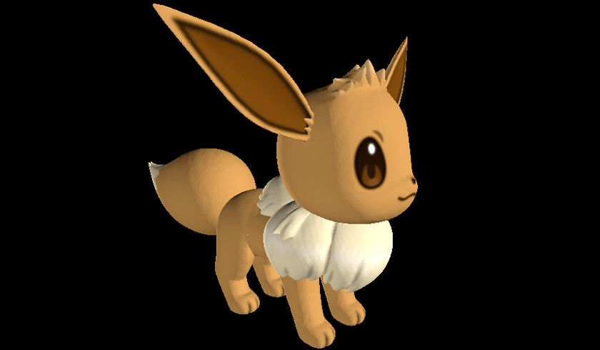 How to Easily Get Smoother 3D Models of Pokemons with